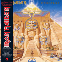 Iron Maiden-powerslave (picture Disc) [vinyl]limited Edition