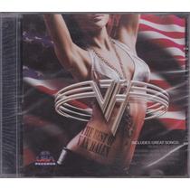 Van Halen - Cd The Best Of Ao Vivo - Lacrado De Fábrica