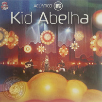Kid Abelha Cd Novo Rock Pop Acústico Mtv Ao Vivo Nacional A1