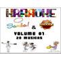 Dvdokê_videokê Gradiente - Samba & Pagode - Volume 01