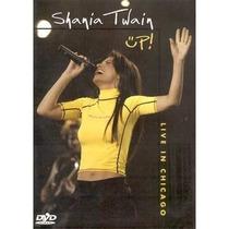 Dvd - Shania Twain Up! - Live In Chicago - Novo E Lacrado