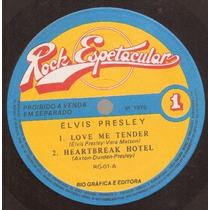 Elvis Presleyrock Espetacular Compacto 7