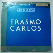 Lp Erasmo Carlos- Abra Seus Olhos