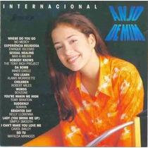 Cd Original Novela Anjo De Mim Internacional