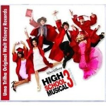 Cd High School Musical 3 - Original, Novo, Lacrado