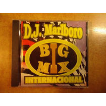 Cd Big Mix Internacional Dj Marlboro