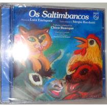 Cd Os Saltimbancos ( Chico Buarque )