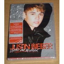 Justin Bieber Under The Mistletoe - Dvd + Cd