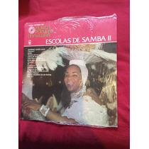Lp Escolas De Samba 2 Novo Lacrado Com Encarte