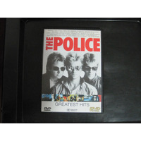 The Police Greatest Hits Dvd Original. Só R$9,99!!