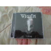 Wrath Cd Viking Importado Black Pagan Metal Impecavel Venom