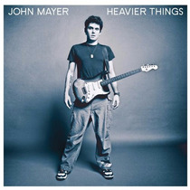 John Mayer - Heaver Things - Original - Usado