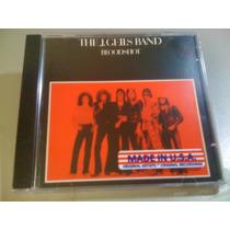 The J. Geils Band Bloodshot (cd Lacrado Fabrica: U.s.a) Raro