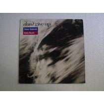 Peter Gabriel And Kate Bush - Lp (single 45 Rpm) Importado