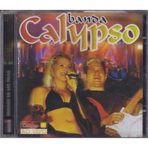 Banda Calypso - Cd Ao Vivo Em São Paulo - Lacrado De Fábrica