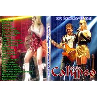 Dvd Banda Calypso Ao Vivo Em Caucaia-ce 2015
