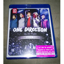 Blu-ray One Direction: Up All Night The Live Tour (lacrado)