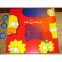 Lp Simpsons Sing Blues (91) C/ Dr John Bb King Paul Jackson