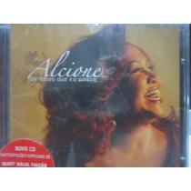 Alcione, Cd De Tudo Que Eu Gosto, Indie-2007