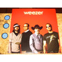 Lp Imp Weezer - Red Album (2008) Capa Dupla - Vinil Vermelho