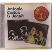 Cd 2 Lps Em Um Cd - Antonio Carlos & Jocafi