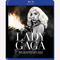 Blu Ray Lady Gaga The Monster Ball Tour At Madison Square