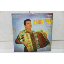 Lp - Vinil - Mario Zan - Bandinha E Coro - Sucessos Juninos