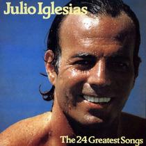 Cd Lacrado Importado Duplo Julio Iglesias 24 Greatest Songs