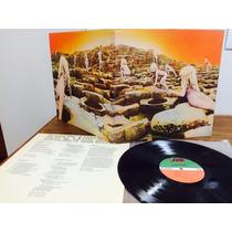 Lp Led Zeppelin - Houses Of The Holy Import U. S. Encarte