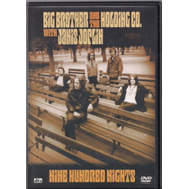 Dvd Big Brother And The Holding Co. With Janis Joplin