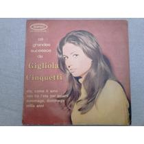 Compacto Vinil Gigliola Cinquetti 1969