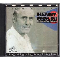 Cd Henry Mancini Cinema Italiano The Mancini... Intunemedia