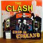 The Clash - This Is England Lp Single Import 1ª Prensa Uk 85