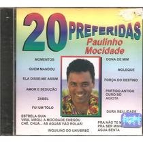 Cd Paulinho Mocidade - 20 Preferidas -part. Dona Ivone Lara