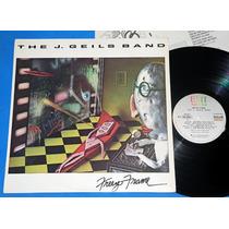 The J. Geils Band - Freeze-frame - Lp - 1981 - Brasil