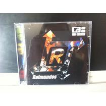 Raimundos, Cd Duplo Ao Vivo Mtv, Wea-2000