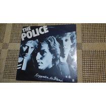 Lp-the Police-reggatta De Blanc-importado Com Encarte