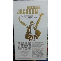 Box The Ultimate Collection Michael Jackson
