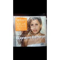 Cd Wanessa Camargo 2001 Lacrado Primeira Tiragem