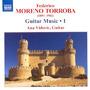 Cd Moreno Torroba Ana Vidovic - Guitar Music 1