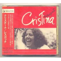 Cd Cristina Buarque - Resgate - 1992 - Lacrado