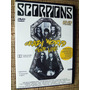 Dvd Scorpions - Crazy World Tour Live