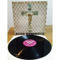 Dead Kennedys - In God We Trust Lp Single Imp Uk Early Press
