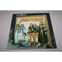 Black Sabbath - Sabotage Lp Vertigo