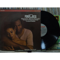Georg Gershwin Porgy Bess Lp Philips 1985 Stereo Jazz Blues
