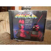 Cd A Nave Mágica Som Livre 1992 Original