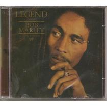 Bob Marley - Legend - The Best Of - Ed. Especial C/ Bônus