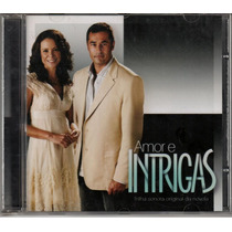 Cd Novela Amor E Intrigas 2008 Record