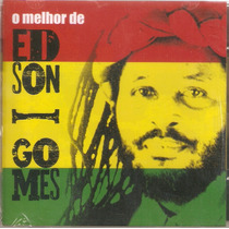 Cd Edson Gomes - O Melhor De - Novo***
