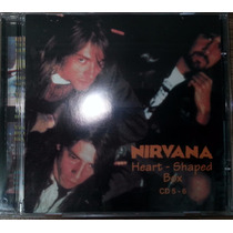 Nirvana - Heart-shapped Box Volume 5 E 6 Importado Novo